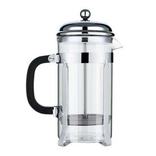 ICOCO Coffee/Tea French Press - 8 CL
