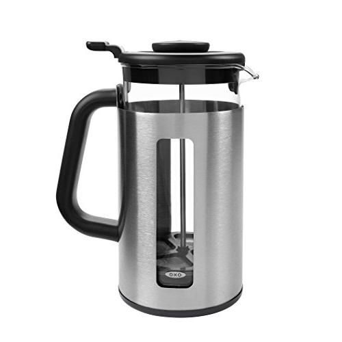 OXO Good Grips 8-Cup French Press Replacement Carafe, 34-Oun