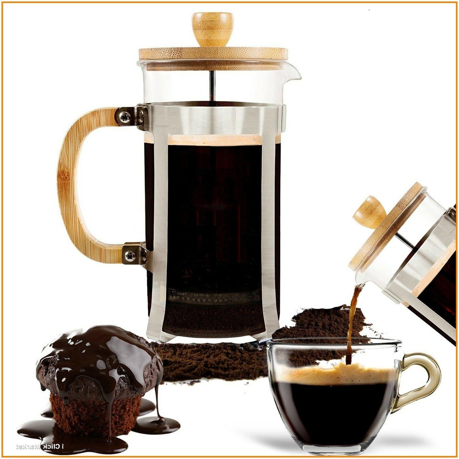 heat resistant french press cafetiere
