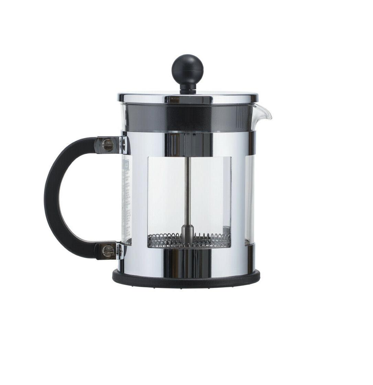 Bodum Kenya 17 Ounce Black French Press Coffee Maker