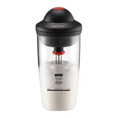 latte milk frother battery operated