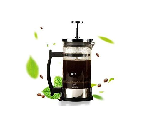 mini french press coffee tea