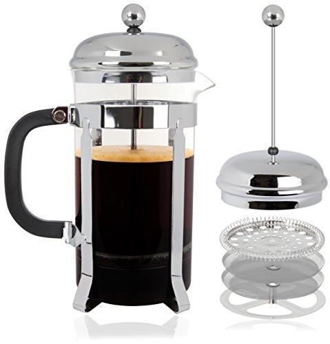 Glass Press, 8 Cup