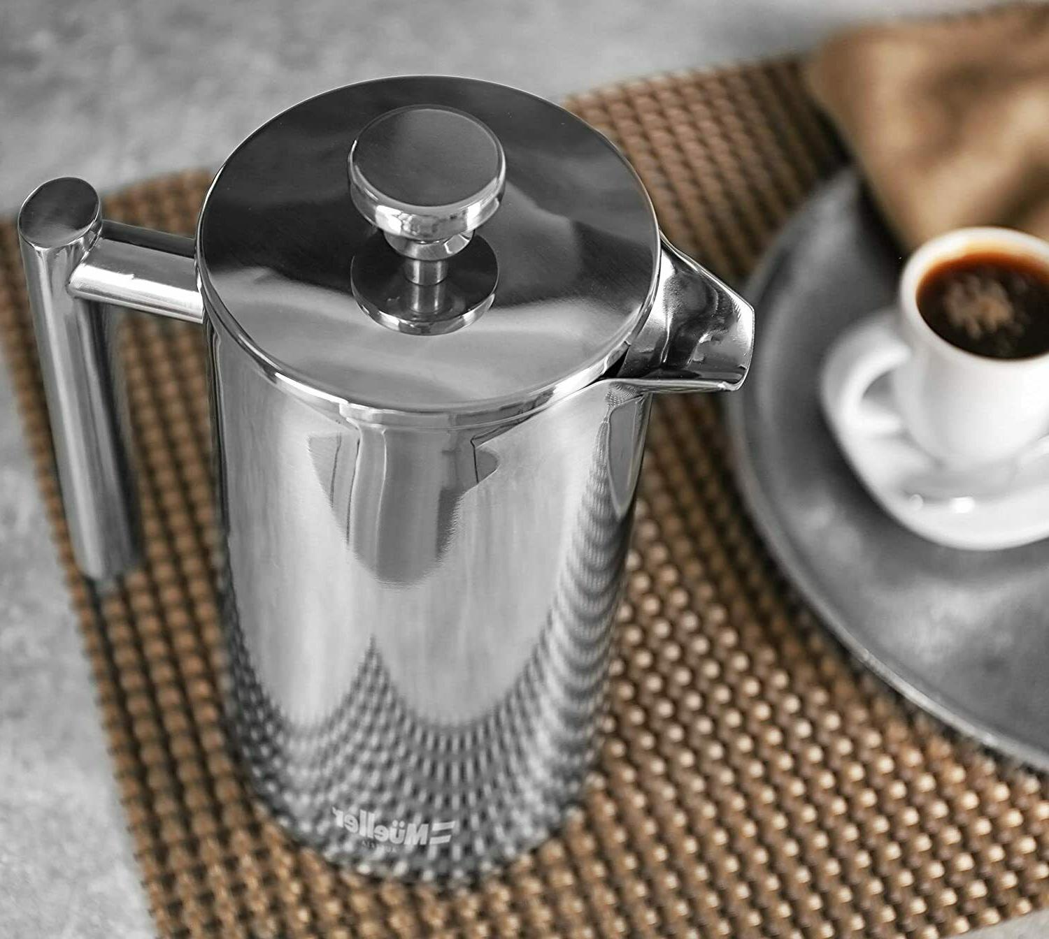 Mueller French Insulated Coffee