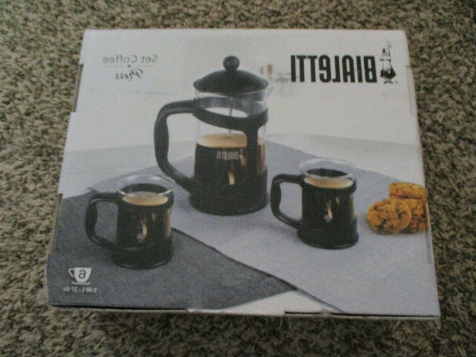 New 6 Cup Press Set with
