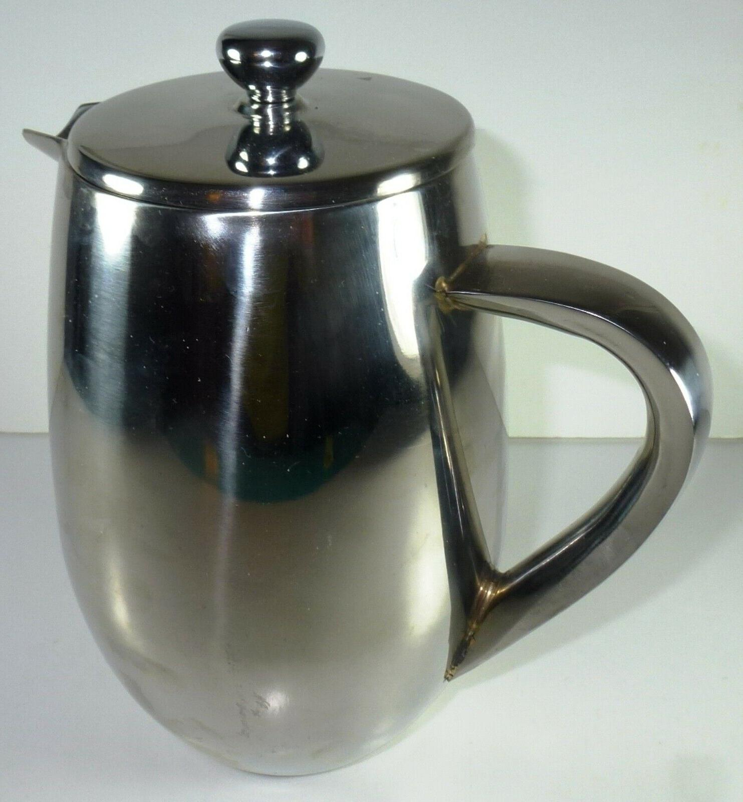 *NWOB* Linkyo Press Stainless Coffee Maker Oz.