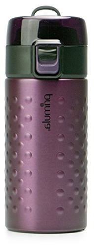 Primula PHAI-12PU01 Single Serve Double Wall Water Bottle, P