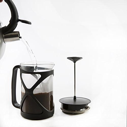 Primula Coffee Maker - Cup Black