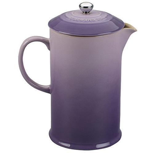 provence stoneware french press coffee