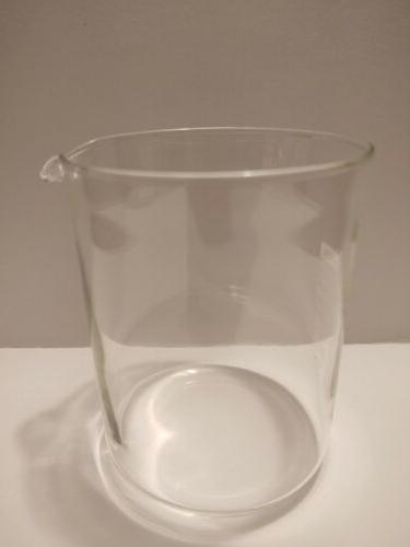 spare glass beaker