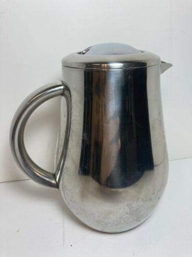 SterlingPro Stainless Wall Coffee 8/-4