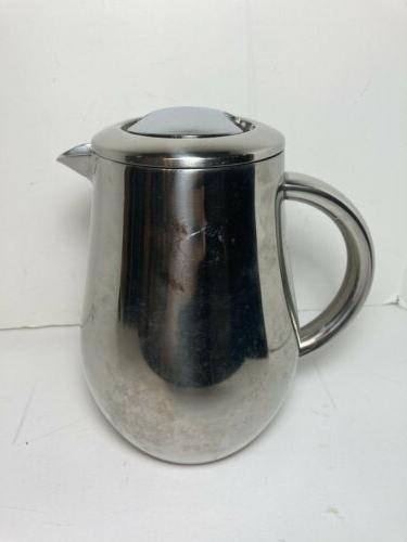 SterlingPro Stainless French Wall 8/-4 Oz Cups.