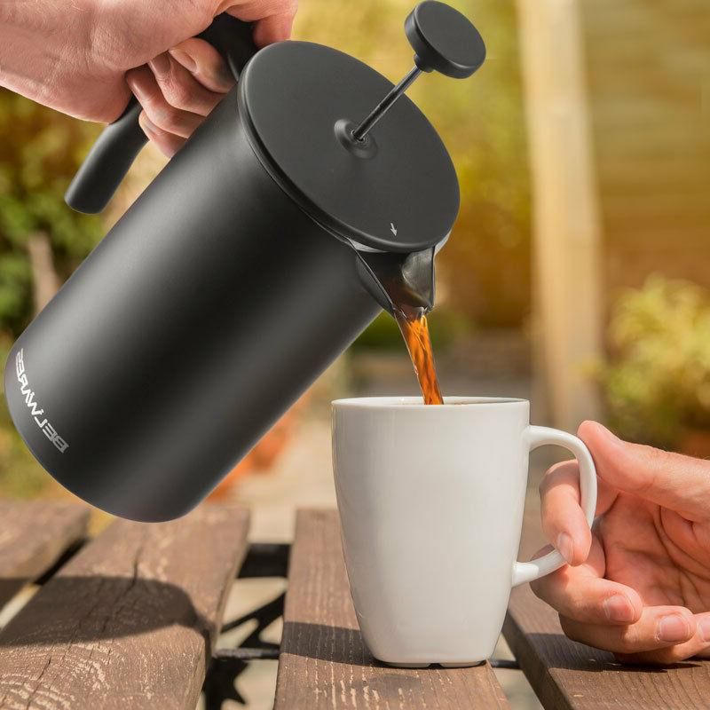 Belwares Stainless French Press with