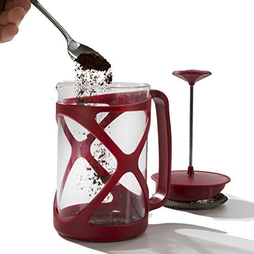 Primula Tempo Coffee Press – For Rich, Coffee French Press Design Use