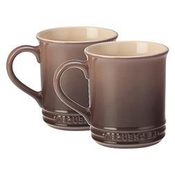 Le Creuset 12 oz Mug, Truffle