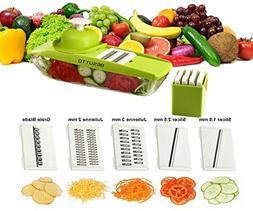 Mandoline Slicer - Potato Slicer - Vegetable Grater - Cutter