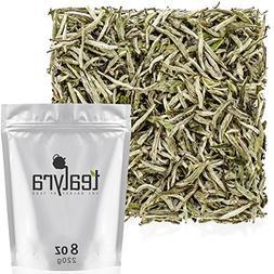 Tealyra - Premium White Silver Needle Tea - Bai Hao Yinzhen