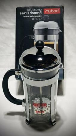 new chambord the original french press coffee