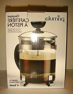 New PRIMULA Classic Coffee Press 4 Cup For French & American