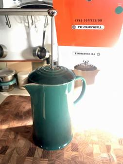 nib french press cactus green rare color