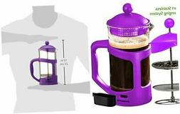 Ovente French Press Carafe Coffee 34 Ounce with Heat Resista