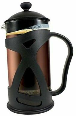 PATENTED Coffee Maker French Press - SterlingPro [Double Fil