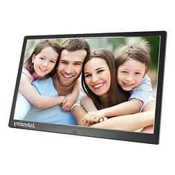 12 Inch Digital Photo Frame- Metal Electronic Picture Frame