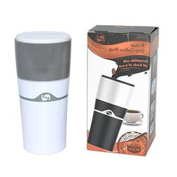 Original Portable French Press Coffee Maker Drip Coffee Mug