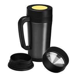 Consumer Associates Pour Over Coffee Maker Thermal Travel Mu
