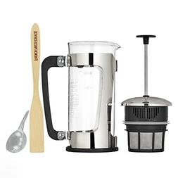 Espro Press P5 French Press Coffee Maker  Bundle with Bamboo