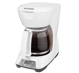 Proctor Silex 43671 Brewer - Programmable - 12 Cup - White