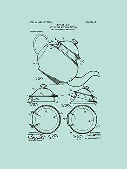 Framable Patent Art the Original Poster Art Print Vintage Fr