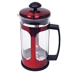 WYNDHAM HOUSE 34oz  Red Metallic Premium French Press