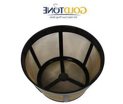 GoldTone Reusable Commercial Basket Coffee Filter for Bunn C