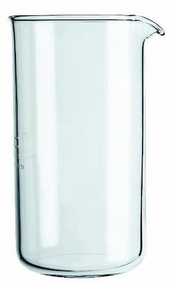 BODUM Shatterproof Plastic 3 Cup Replacement Beaker, 12-Ounc