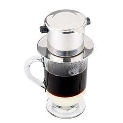 Single Serving Stainless Steel Vietnamese Coffee Press / Fil