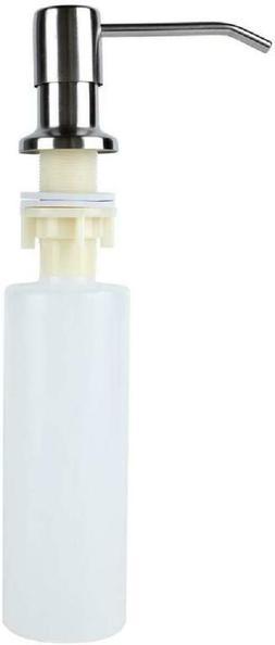 8496 Soap Dispenser, Stainless Steel Pump Head Kitchen Sink