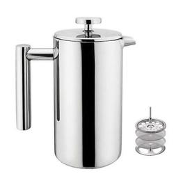 Highwin Small Stainless Steel French Press - 3 cups  Coffee