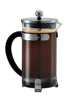 Lagostina T9910564 French Press Coffee and Tea Maker, 8-Cup,