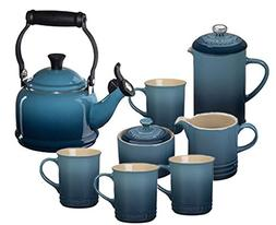 Le Creuset Tea & Coffee Set
