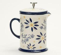 Temp-tations 24-Ounce Ceramic French Press