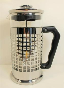Bialetti Trendy French Press Italian Coffee Press 8 Cup 34 o