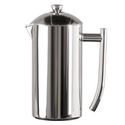 Frieling Ultimo French Press in Silver - 23 Ounces