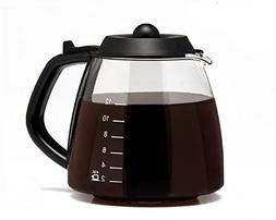 CAFÉ BREW COLLECTION Universal 12 Cup Replacement Carafe fo