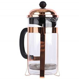 Wyndham House™ 33.8 Ounce  Copper Colored French Press Cof