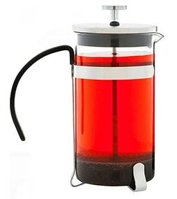 GROSCHE York Glass French Press Coffee and Tea Maker - 1000m